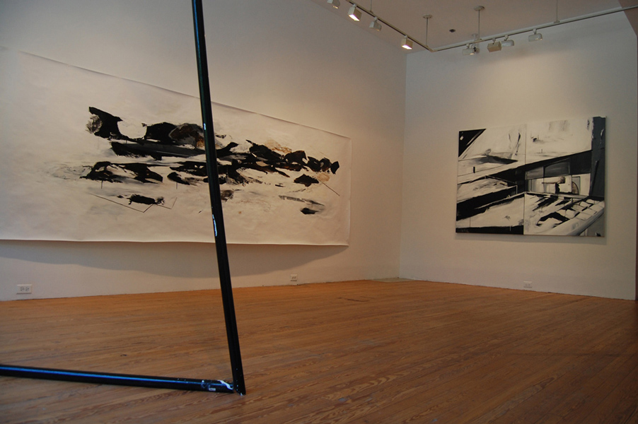 Exposition collective, New York, 2011